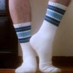 A kompressziós zokni a sérülések ellen is véd
